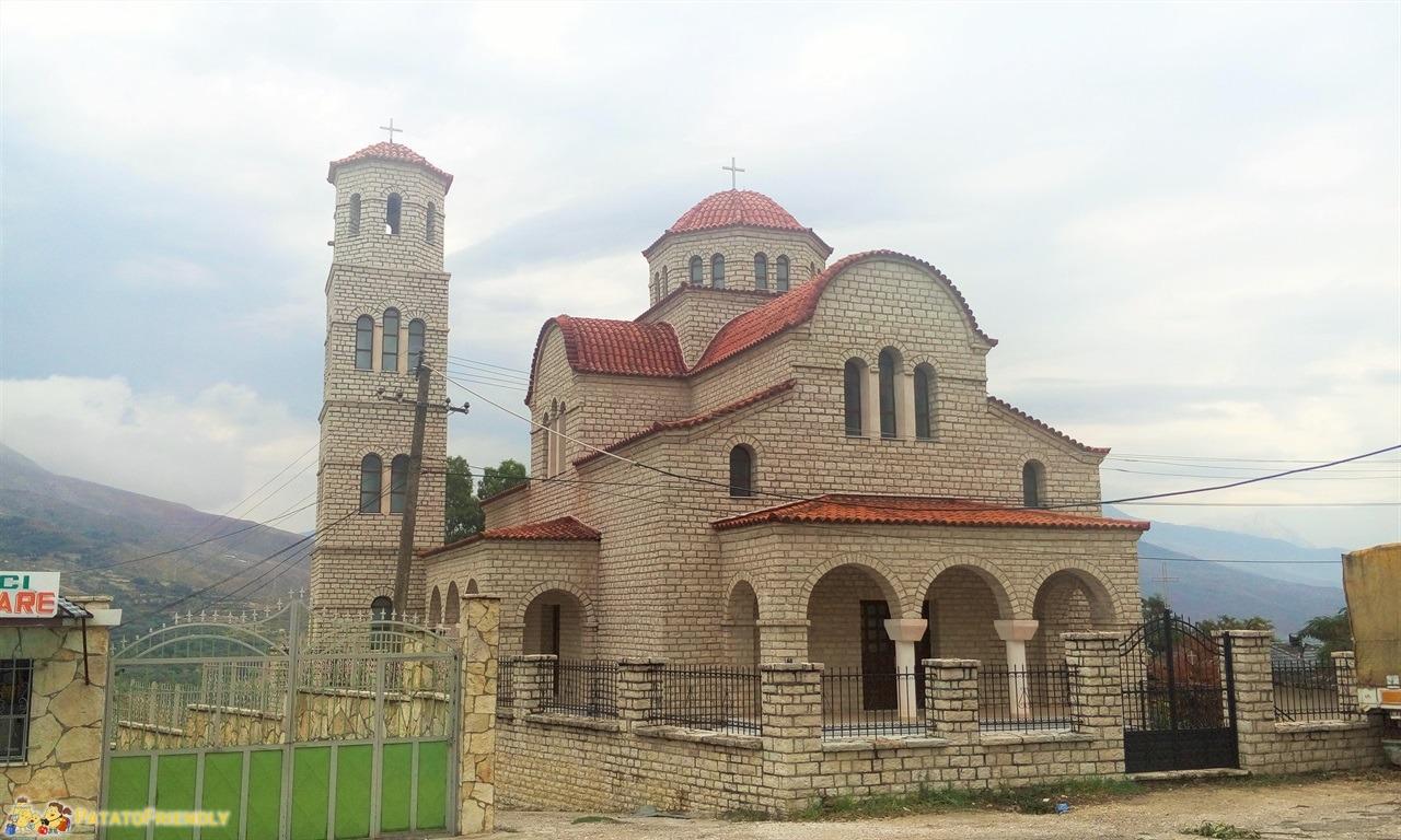 [cml_media_alt id='6594']Tepelene - La chiesa ortodossa[/cml_media_alt]