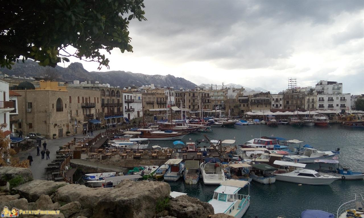 [cml_media_alt id='7074']Vacanza a Cipro - Il porticciolo turistico di Girne[/cml_media_alt]
