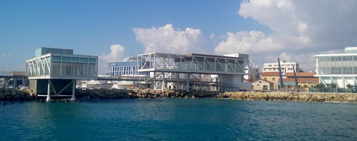 Vacanza a Cipro - La marina di Limassol