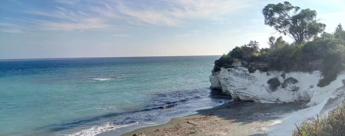 Vacanza a Cipro - Una delle bellissime spiagge di Cipro Sud