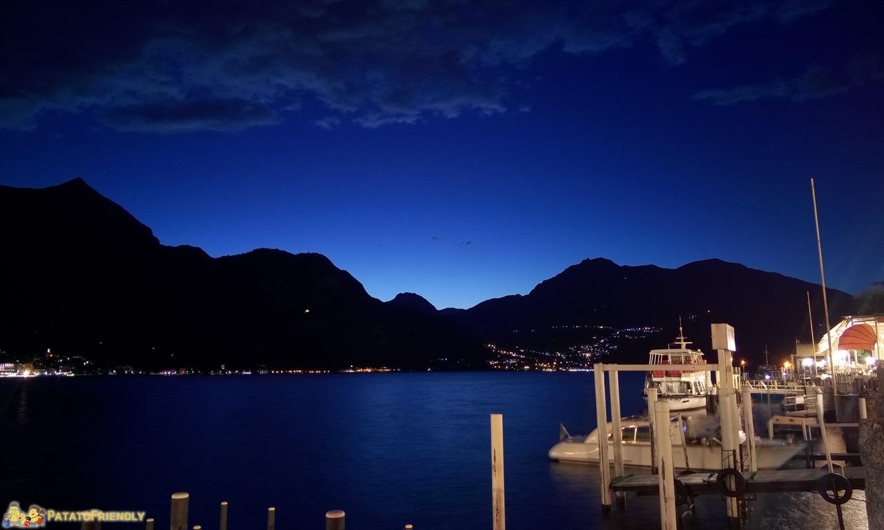 Dormire a Bellagio - Bellagio by night