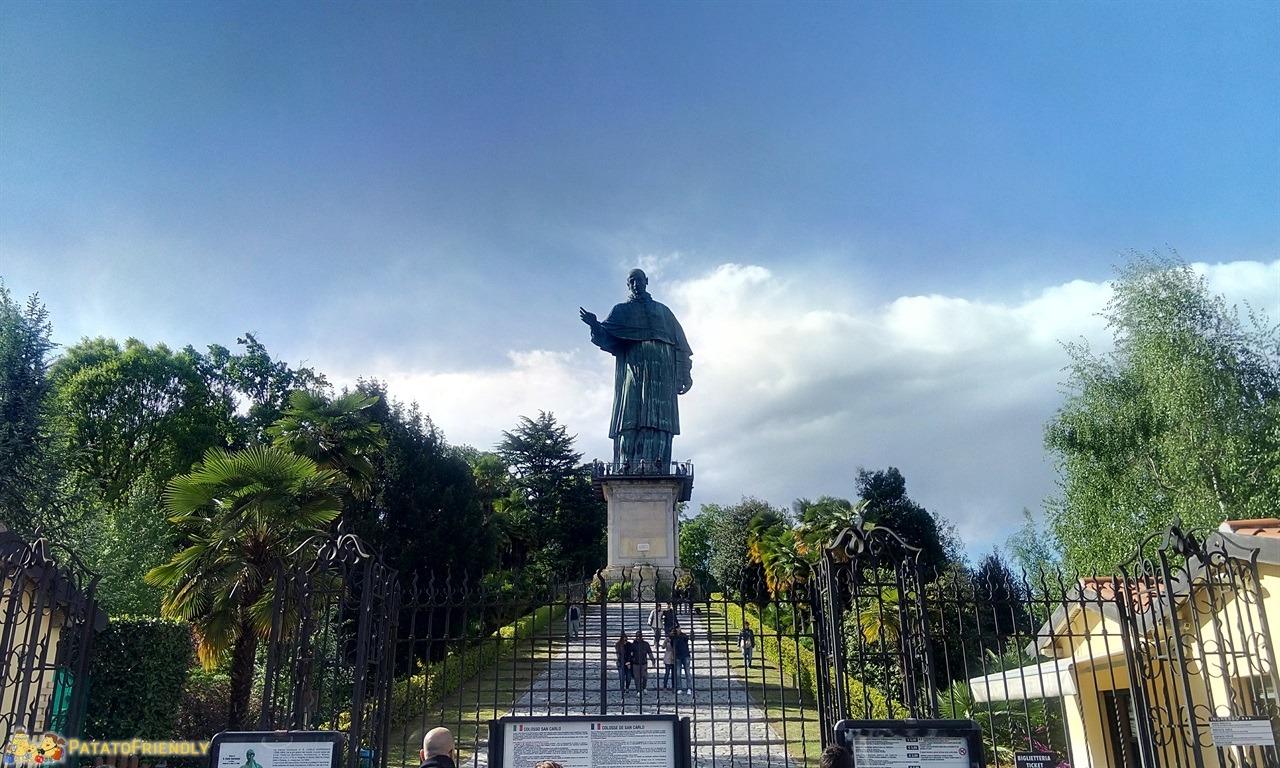 [cml_media_alt id='7492']Lago Maggiore - Il San Carlone ad Arona[/cml_media_alt]