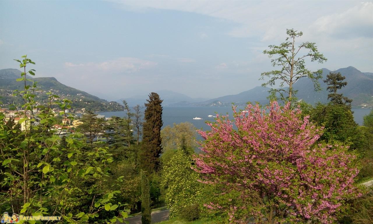 Lago Maggiore - Vista da Villa Taranto