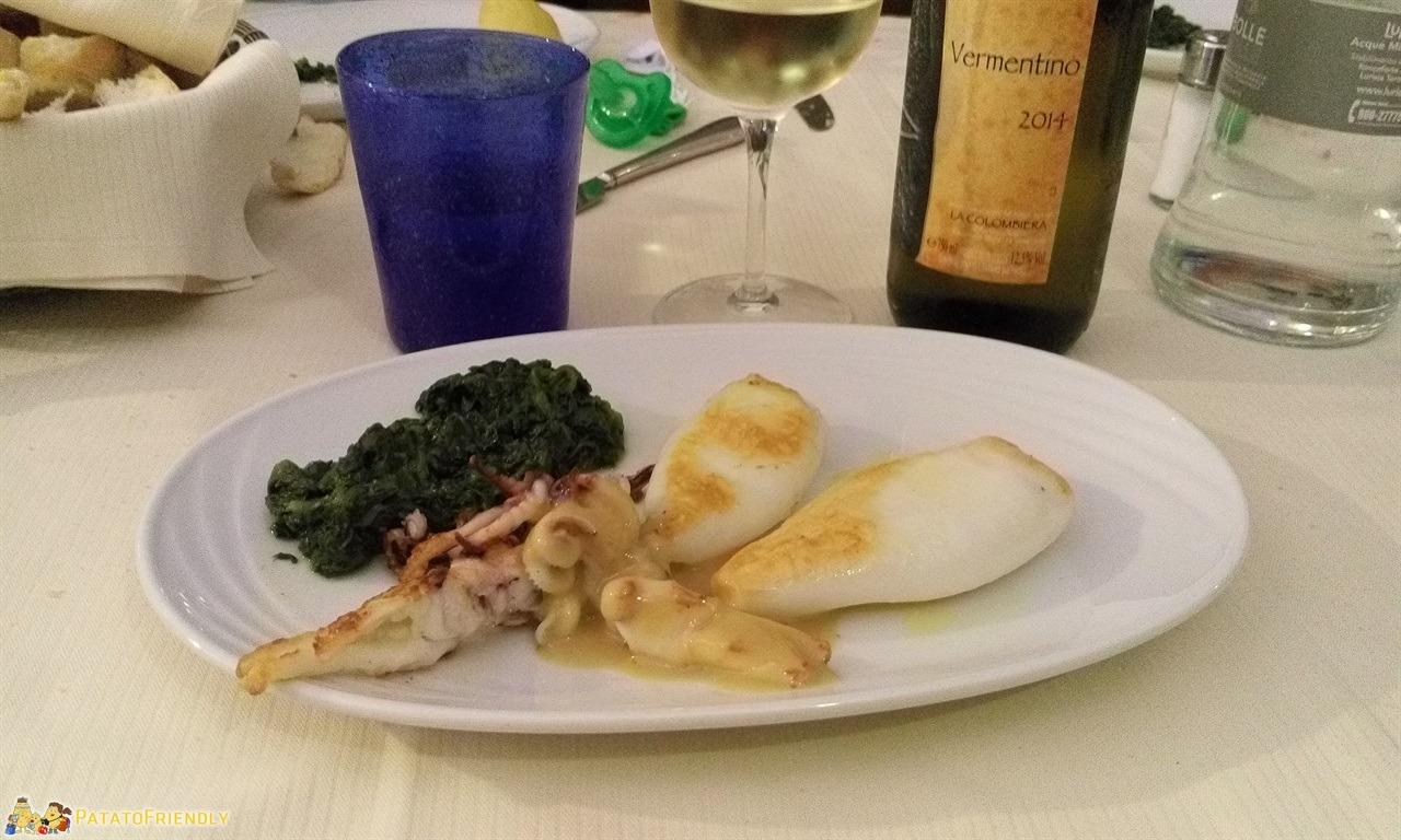 Mangiare a genova con quel sapor mediorientale for Mangiare in piani di cucina