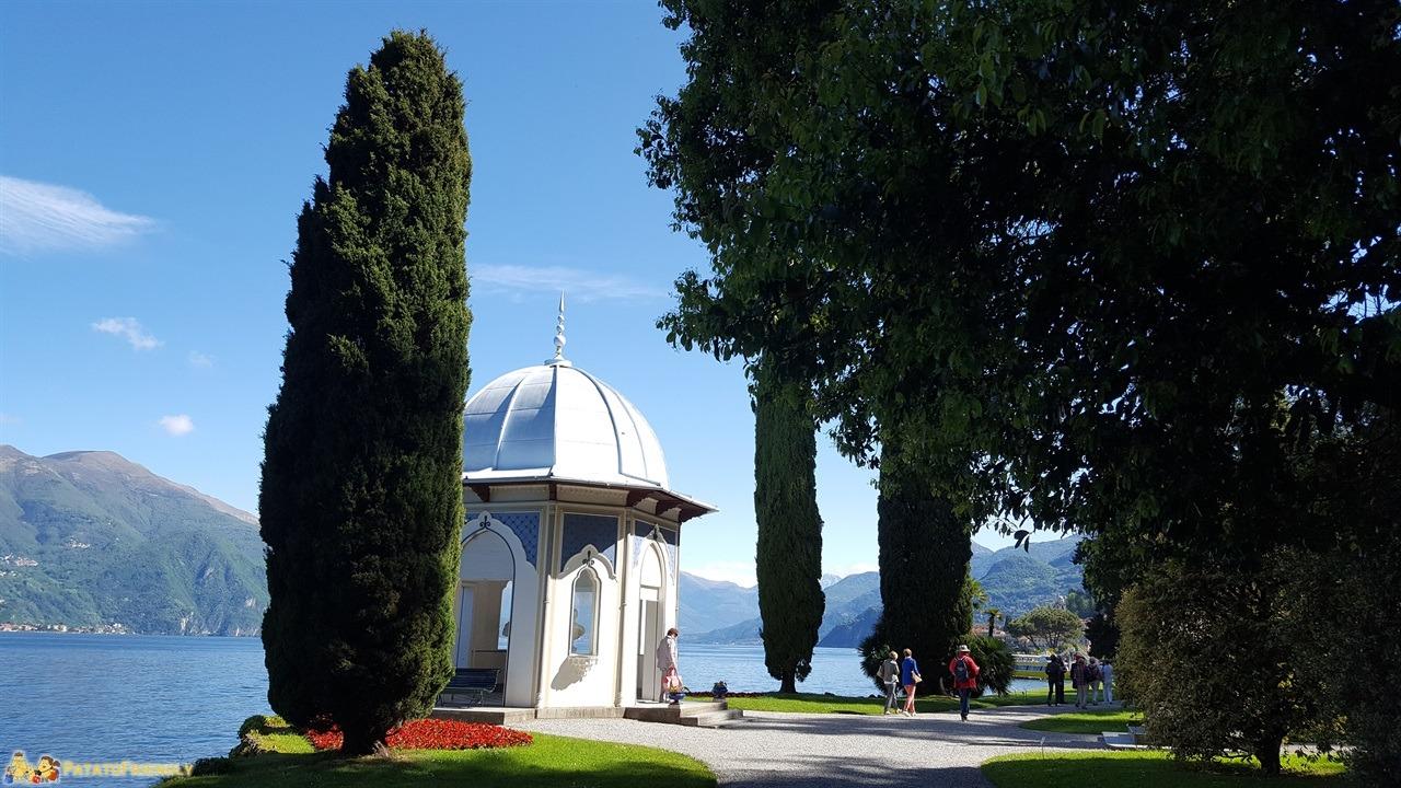 A Bellagio con i Bambini - I Giardini di Villa Melzi