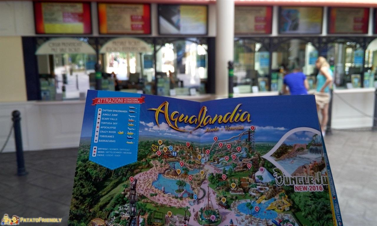 [cml_media_alt id='7583']Aqualandia a Jesolo - L'ingresso e la mappa del parco acquatico[/cml_media_alt]