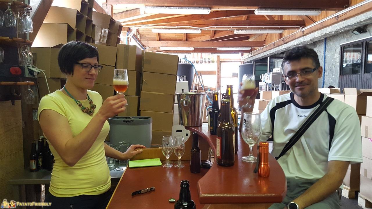 [cml_media_alt id='7736']Cosa fare in Bela Krajina - Degustazione alla fabbrica di birra Pivovarna VIZIR a Črnomelj[/cml_media_alt]