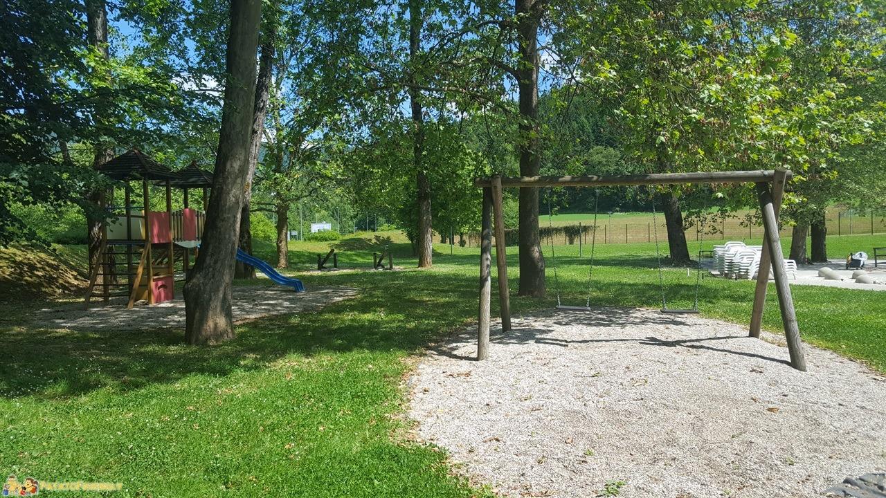 [cml_media_alt id='7859']Le Terme di Dolenjske Toplice in Slovenia - Il bel parco giochi all'interno del complesso[/cml_media_alt]