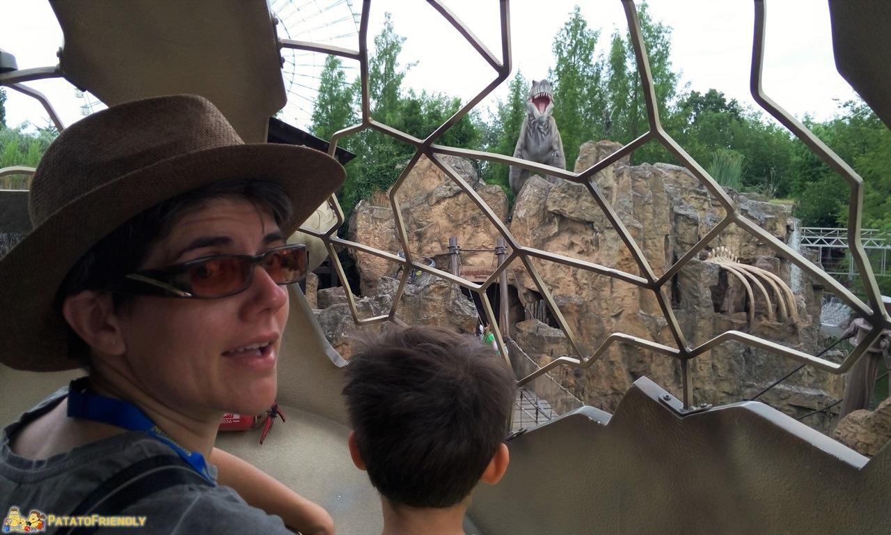 [cml_media_alt id='7771']Mirabilandia con un bambino di 4 anni - A bordo del Monosauro a Dinoland[/cml_media_alt]