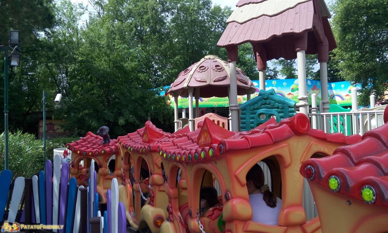 [cml_media_alt id='7778']Mirabilandia con un bambino di 4 anni - Il Santa Fé Espress a Bimbopoli[/cml_media_alt]