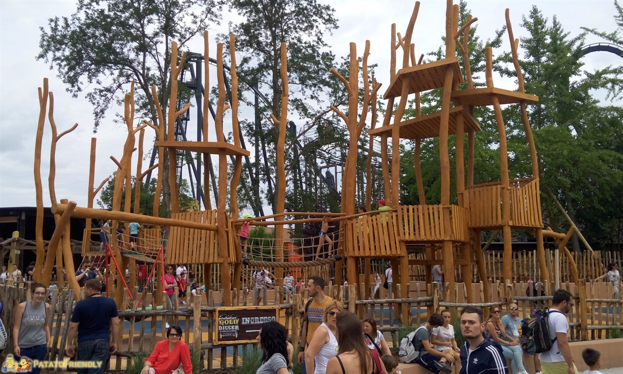 [cml_media_alt id='7777']Mirabilandia con un bambino di 4 anni - Il nuovo playground vicino all'area Far West[/cml_media_alt]