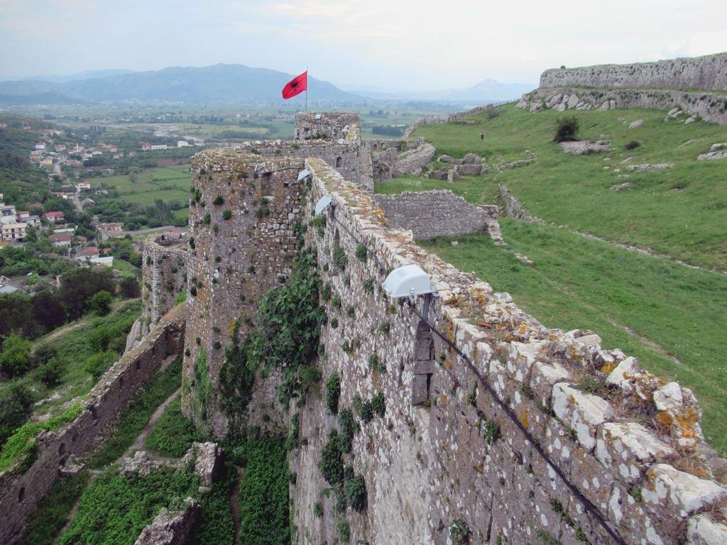 Scutari - Castello di Razafa
