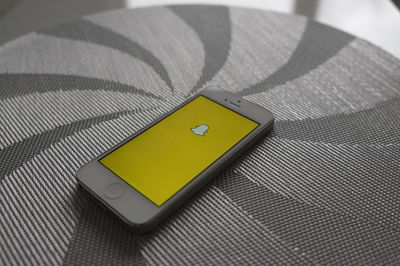Snapchat su iPhone - Credits AdamPrzezdziek
