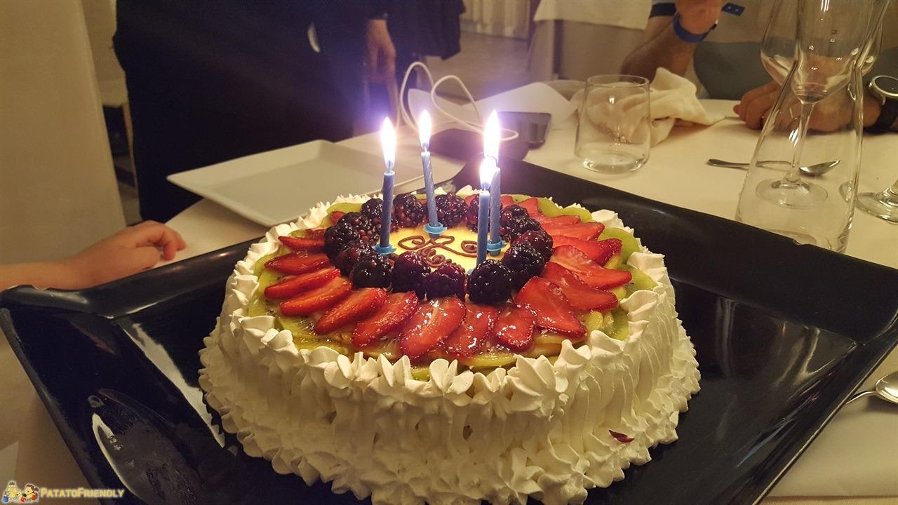 [cml_media_alt id='7719']Terme di Bagno di Romagna - La torta di compleanno di Patato[/cml_media_alt]