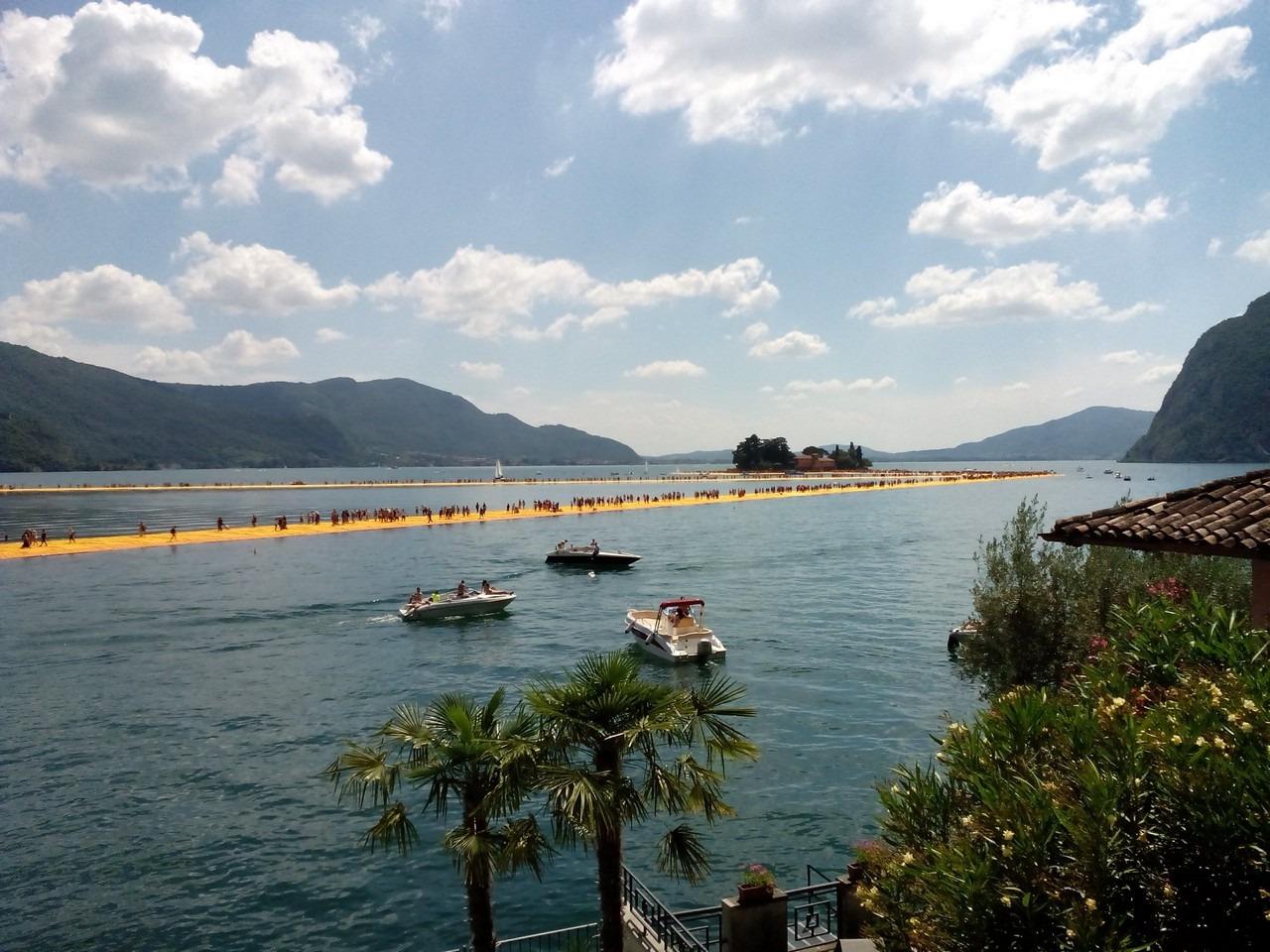 [cml_media_alt id='7811']The Floating Piers - Il ponte galleggiante sul Lago d'Iseo[/cml_media_alt]