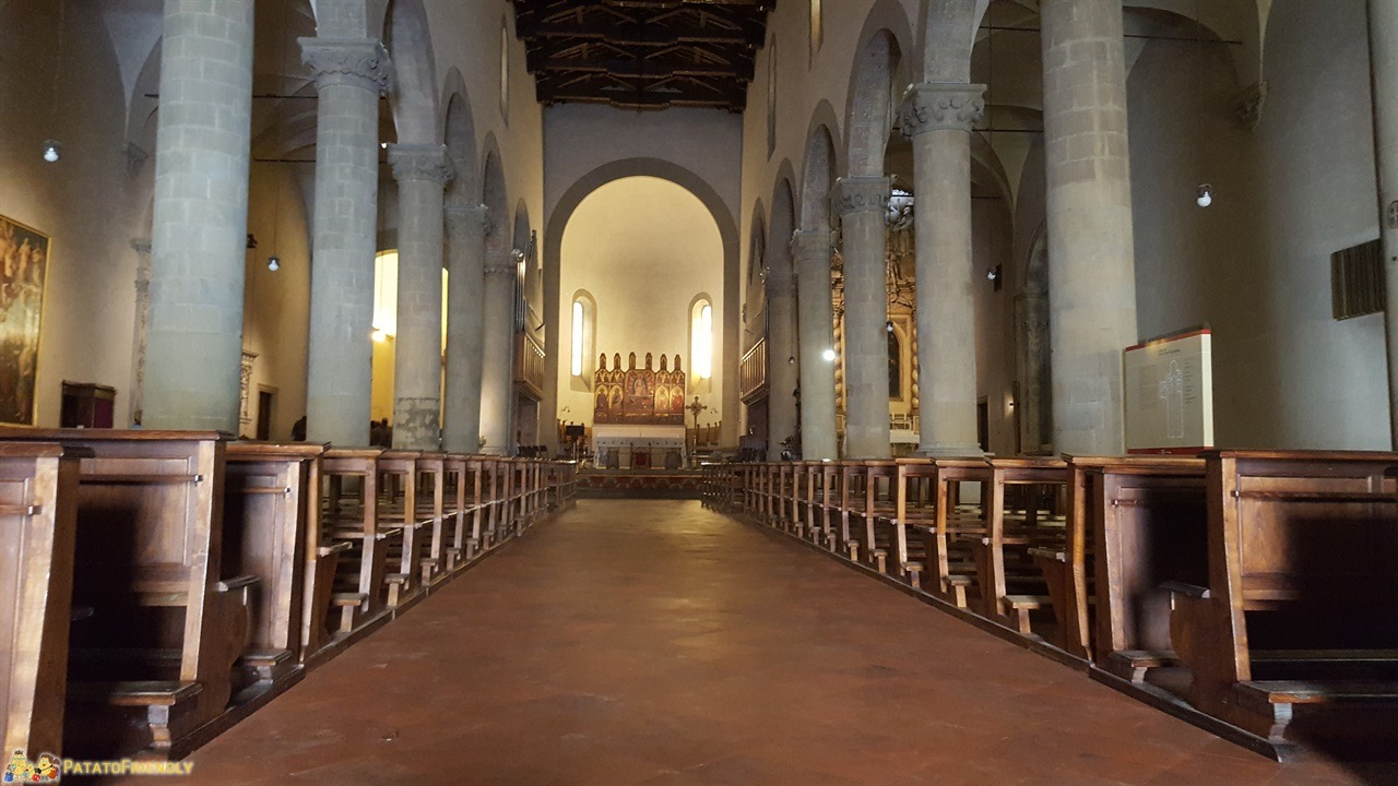 Visitare San Sepolcro - La città di Piero della Francesca