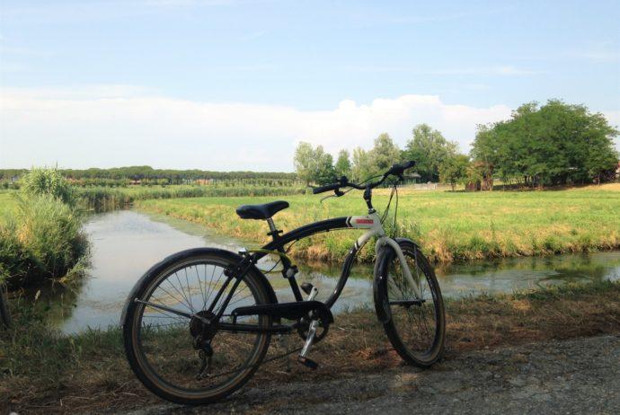 Cicloturismo a Bibione - La Bibione che non ti aspetti