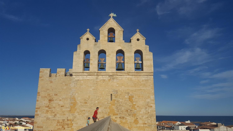 [cml_media_alt id='8169']Arrivederci Camargue - Il campanile della Chiesa di Les Saintes Maries de la Mer[/cml_media_alt]