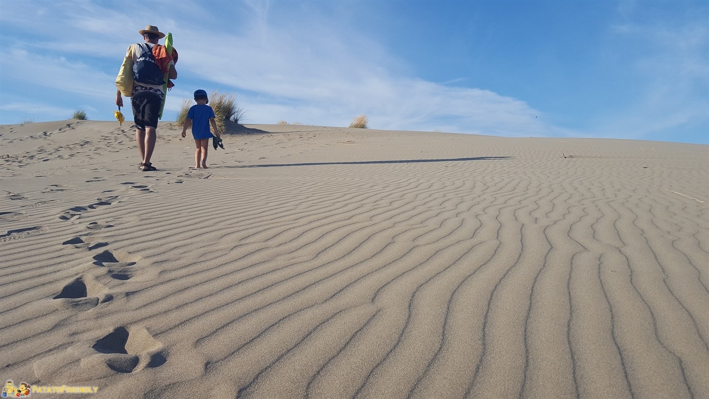 La sabbia della Camargue