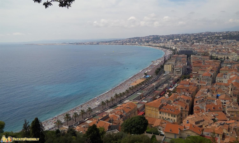 viaggio nel Sud della Francia - Nizza e la Promenade des Anglais