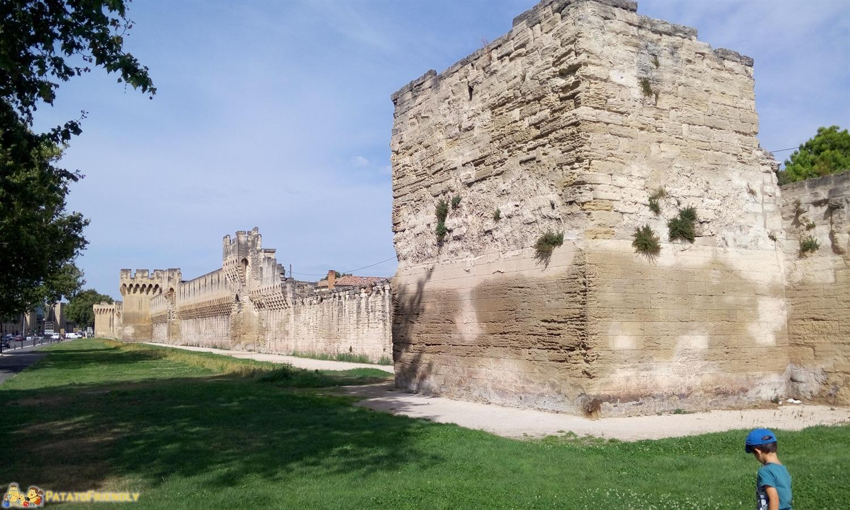 [cml_media_alt id='8472']Avignone in un giorno - Le mura della città[/cml_media_alt]