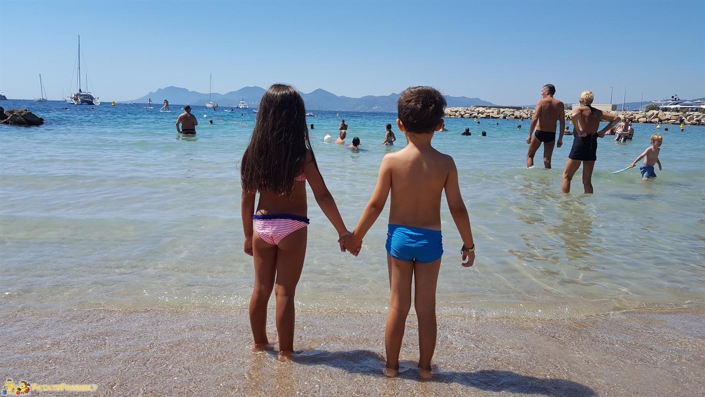 Costa Azzurra - Il mare trasparente di Cannes