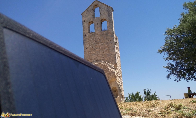 Il Caricabatteria Solare Aukey