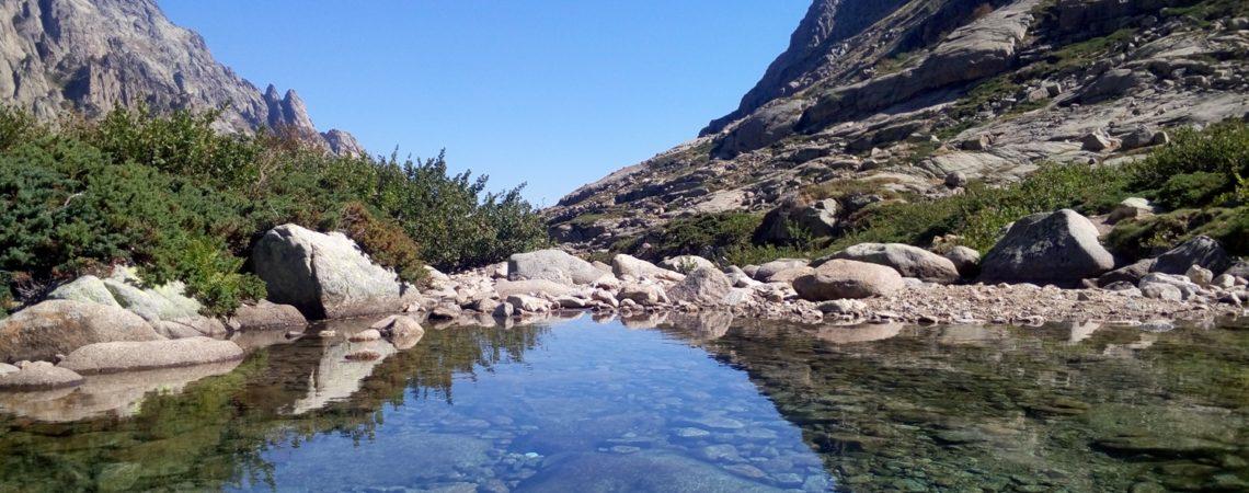 Trekking in Corsica - I laghetti alpini del fiume Restonica
