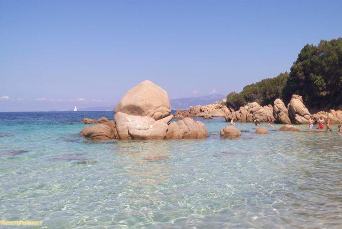 Corsica - La magnifica plage d'Argent