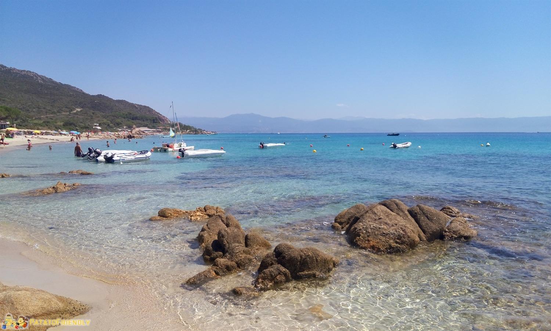 Le più belle spiagge della Corsica - La spiaggia di Goeland