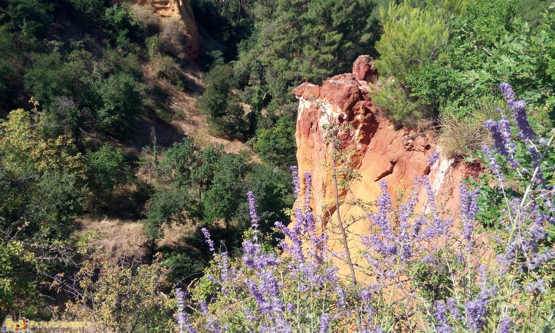Provenza - Roussillon e i sentieri dell'ocra