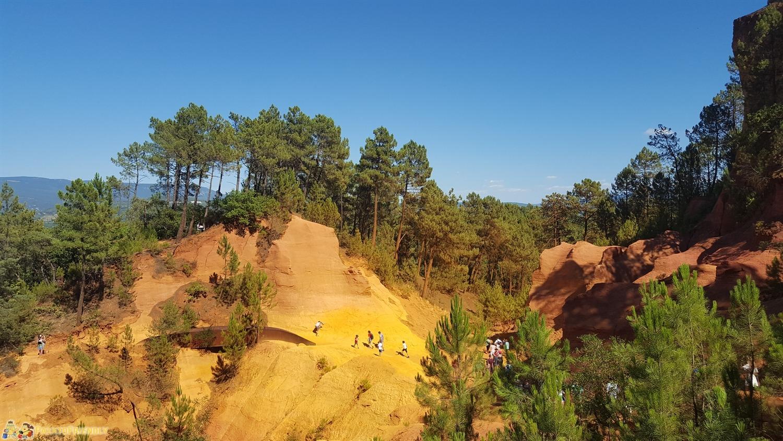 [cml_media_alt id='8711']Provenza - I colori dal giallo al rosso del Sentiero dell'Ocra a Roussillon[/cml_media_alt]