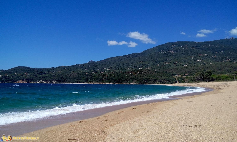 La meravigliosa e incontaminata Spiaggia di Baracci