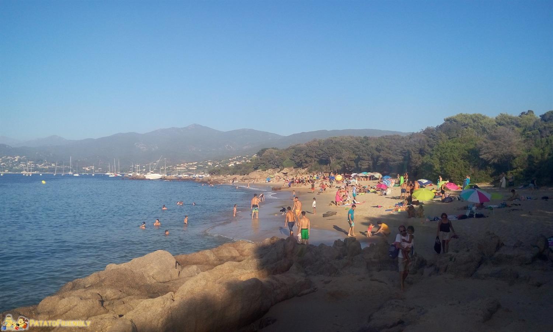 Isolella e la sua spiaggia