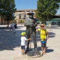 Aix-en-Provence - La statua di Cezanne
