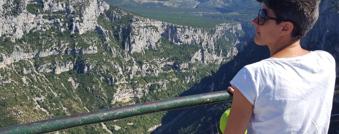 Le Gorges du Verdon - La Route des Cretes