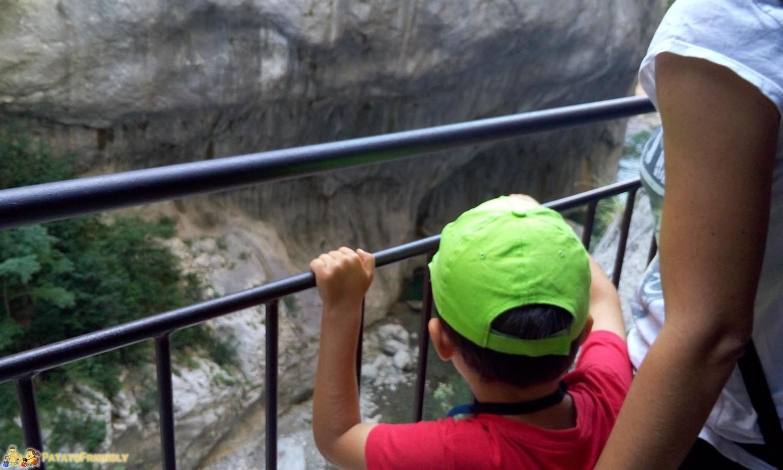 In Provenza con i bambini a ammirare le Gole del Verdon