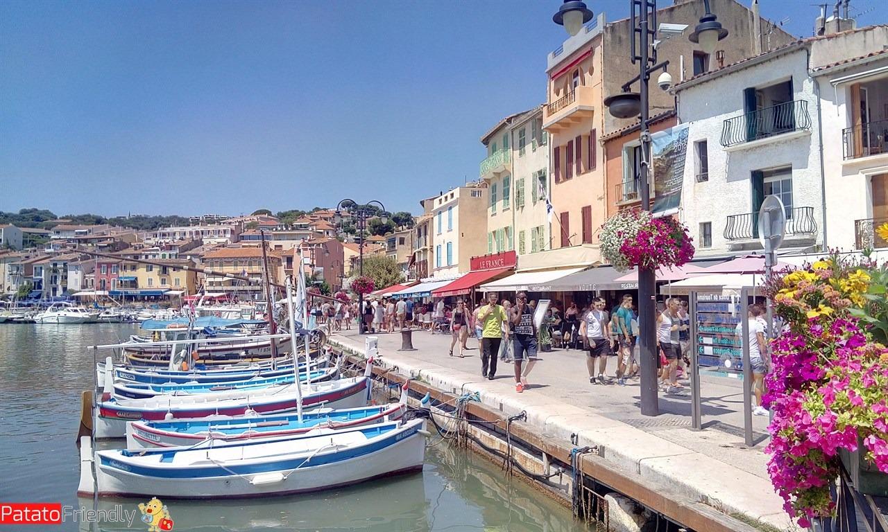 [cml_media_alt id='9996']Cassis - Il porto turistico[/cml_media_alt]