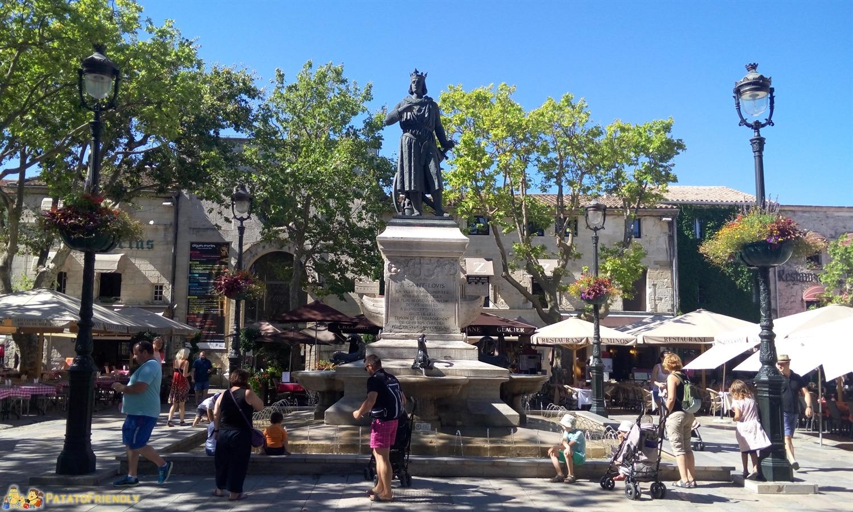 Itinerario in Camargue - Il centro storico di Aigues Mortes