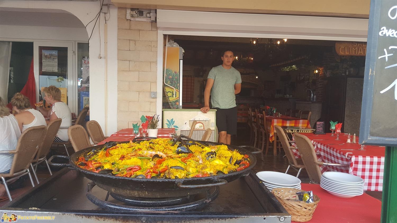 [cml_media_alt id='8736']La Paella, piatto tipico di qeusta zona della Camargue[/cml_media_alt]