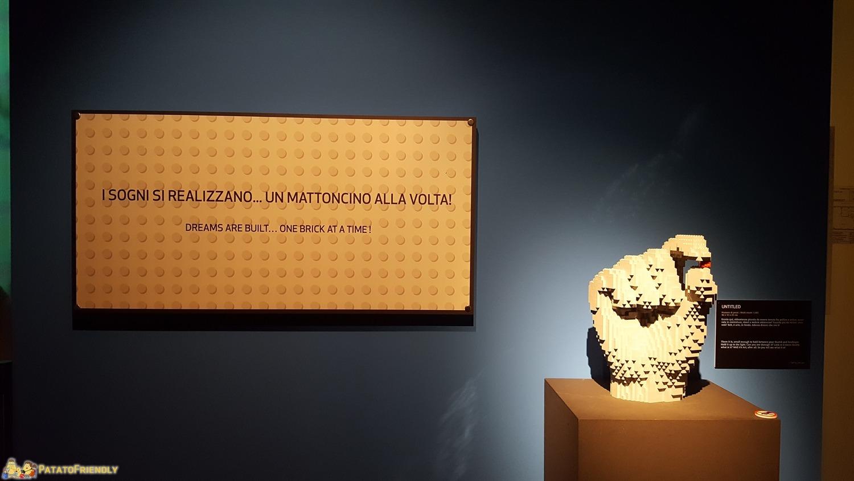 The Art of the Brick - Milano