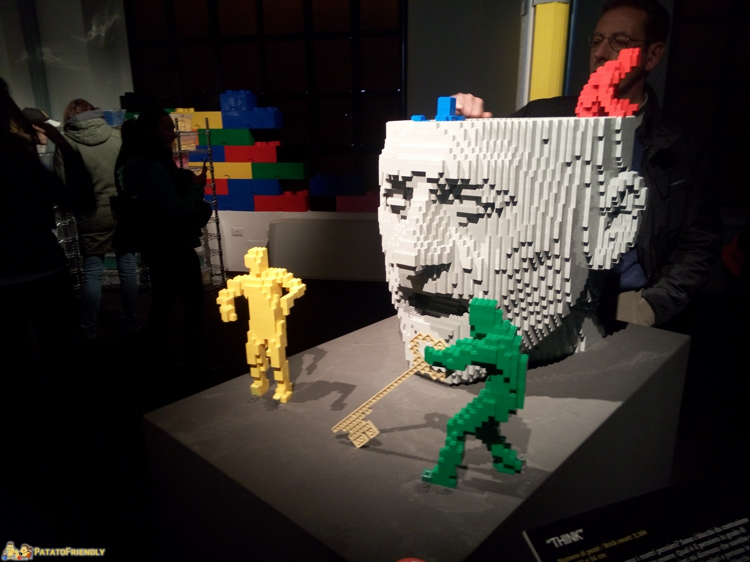 the art of the brick arte e lego si fondono a milano