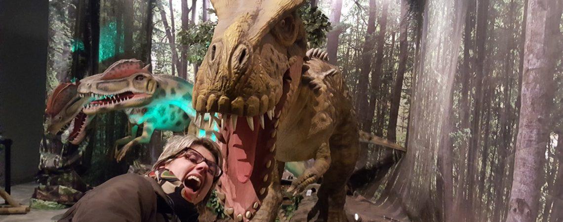 Dinosaurs Live - La mostra dei dinosauri a Torino