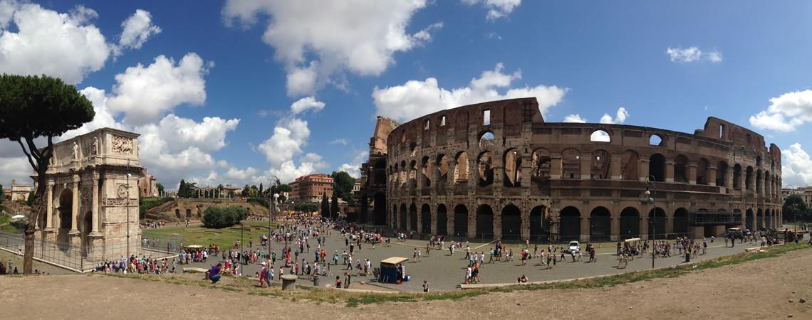 Viaggiare con i bambini in Italia