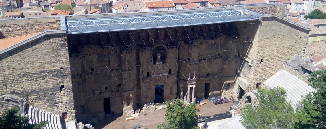 Orange e il Teatro Romano
