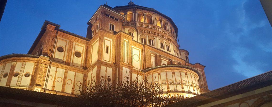 Un venerdì a Milano in tre