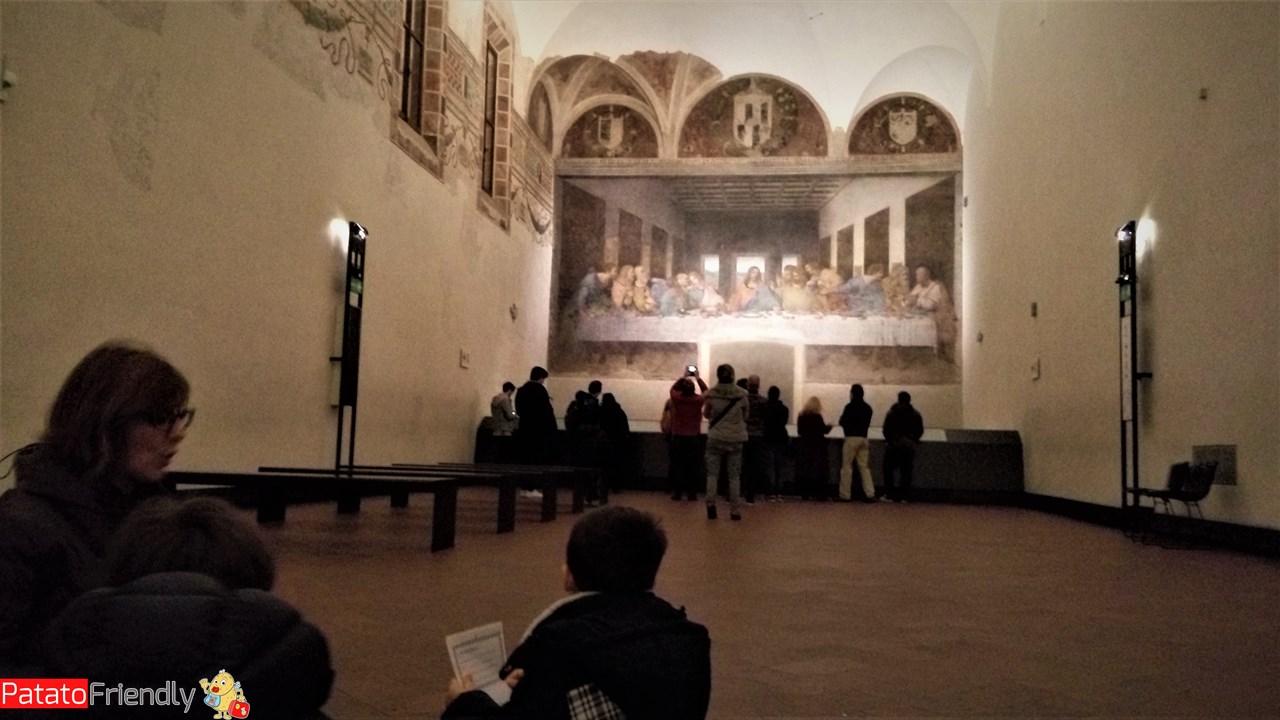 [cml_media_alt id='10106']Un venerdì a Milano in tre - Il Cenacolo di Leonardo da Vinci[/cml_media_alt]