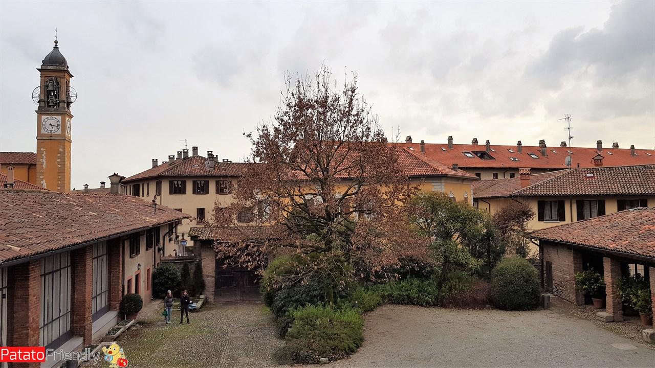 Le ville di delizia di Oreno