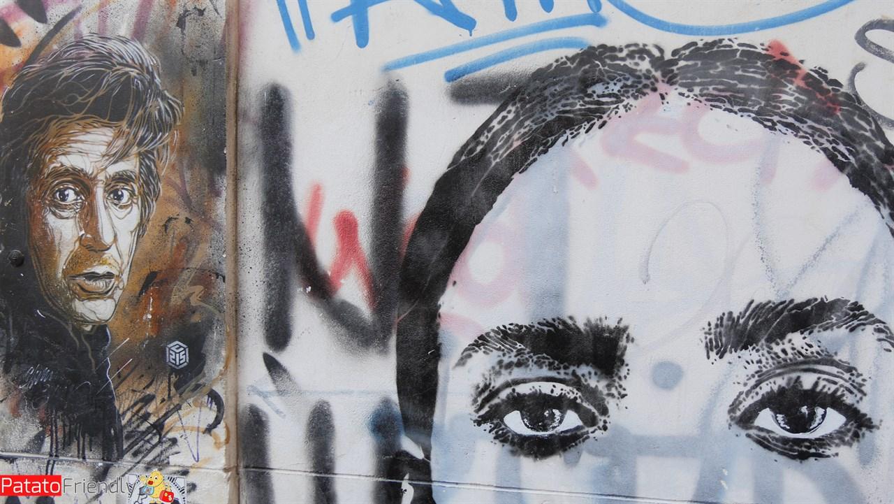 Cosa vedere a Palermo - La Street Art