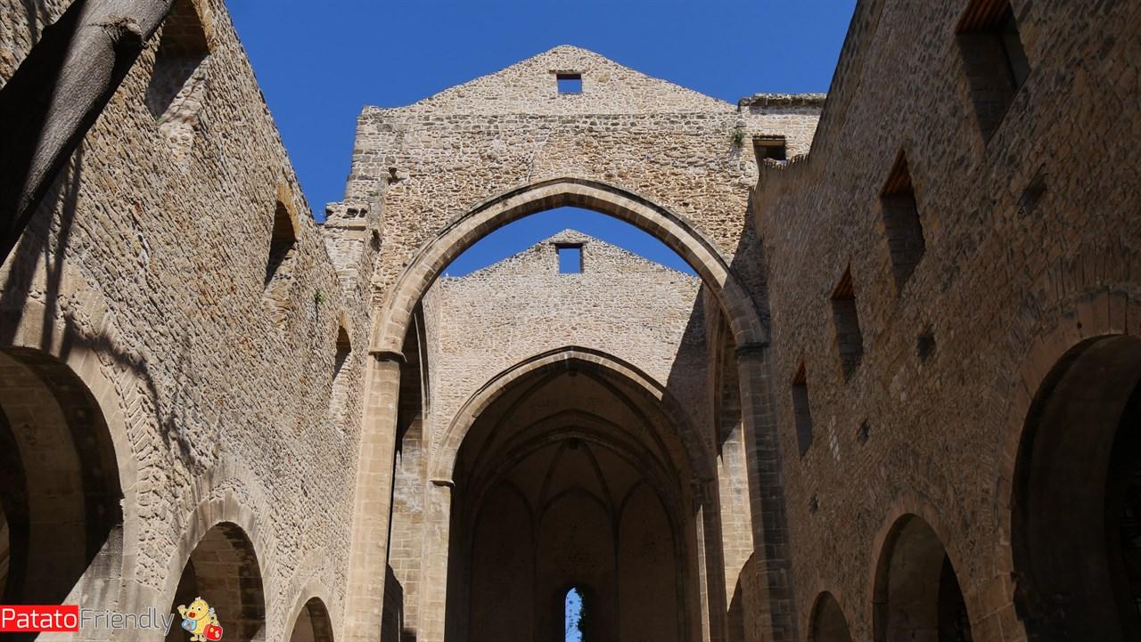 Cosa vedere a Palermo - La chiesa dello Spasimo